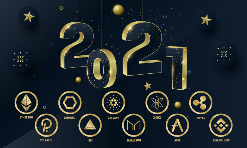 Top 10 Altcoins You Must Own  in 2021
