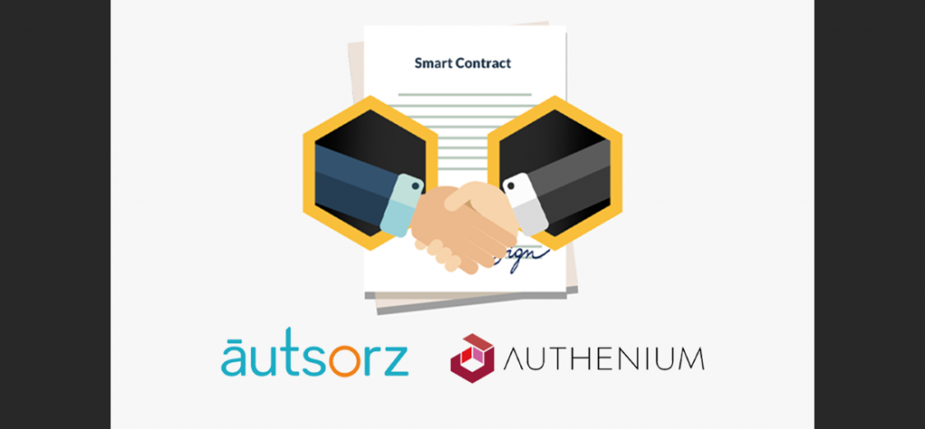 Autsorz, Authenium Executes World's First Smart Contract-Based Payroll