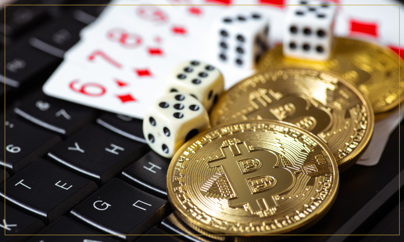 Deposit with crypto in sportsbook
