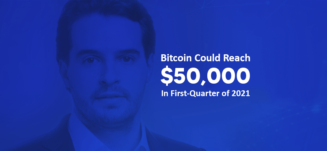 Bitcoin to Hit $50,000 in the First Quarter of 2021, Says Antoni Trenchev