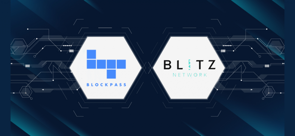Blockpass Provides KYC Services for Trading Firm Blitz Network