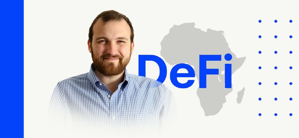 Charles Hoskinson Believes Africa to Bring Huge Influx of DeFi Users