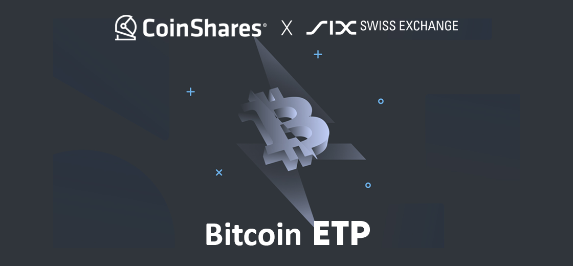 CoinShares Launching Bitcoin ETP on Swiss Stock Exchange