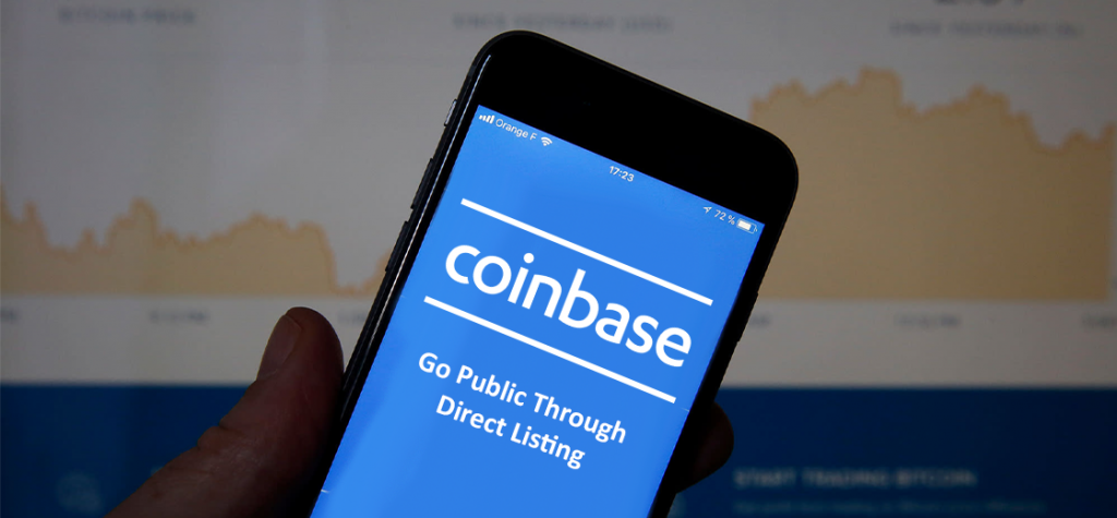 Coinbase Announces Its Plans to Go Public Through Direct Listing