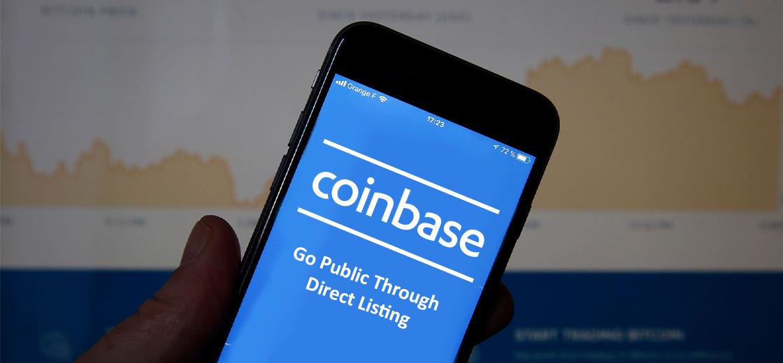 Coinbase Announces Its Plans to Go Public Through Direct Listing