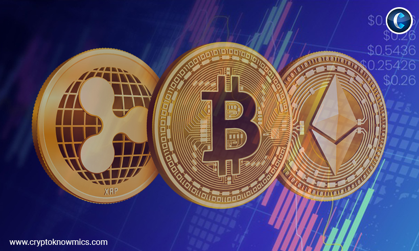 Price Forecasts for The Best 3 Digital Currencies in the Market – Bitcoin, Ethereum, Ripple