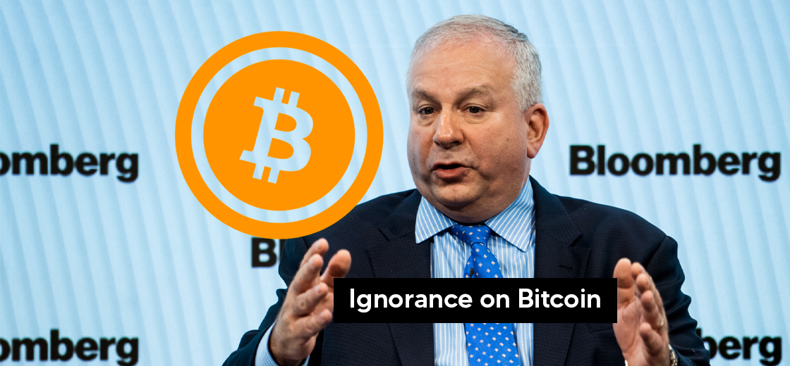 Economist David Rosenberg Admits Ignorance on Bitcoin