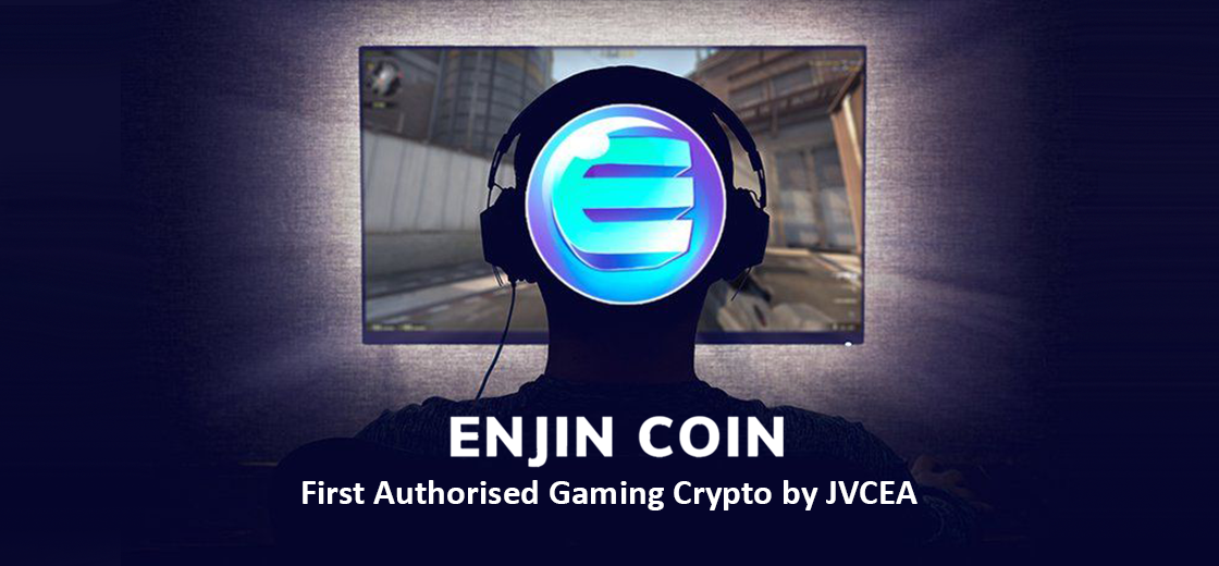 Enjin Coin Became First Authorised Gaming Crypto by JVCEA