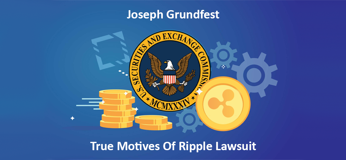 Former SEC Commissioner Questioned True Motives of Ripple Lawsuit