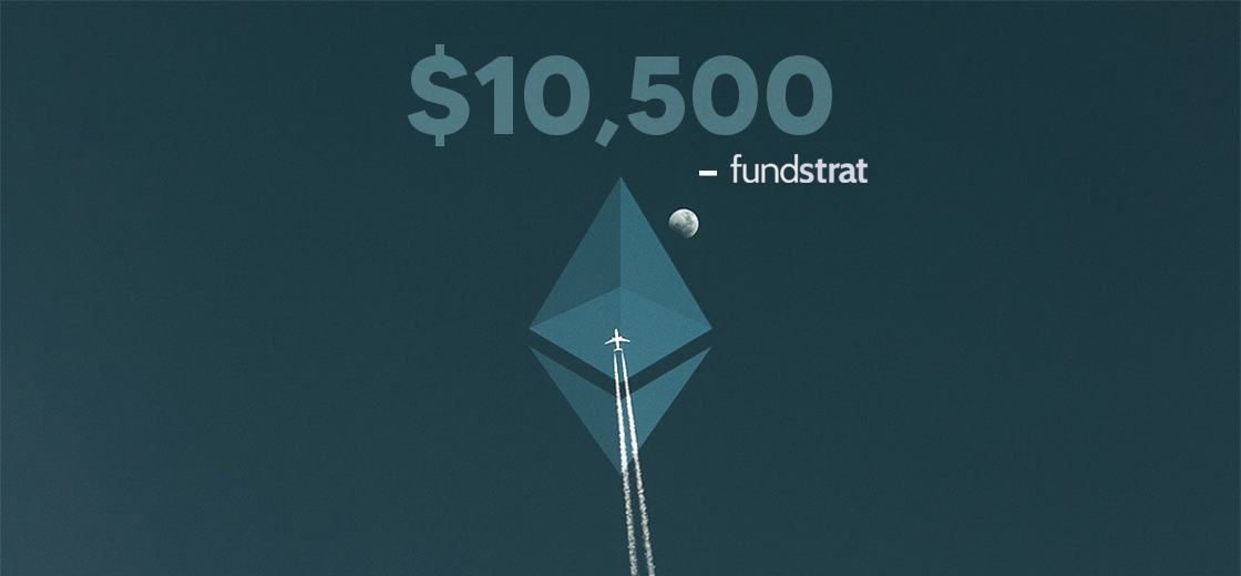 Fundstrat Analyst Believes ETH Might Surge to $10,500 by Year-End