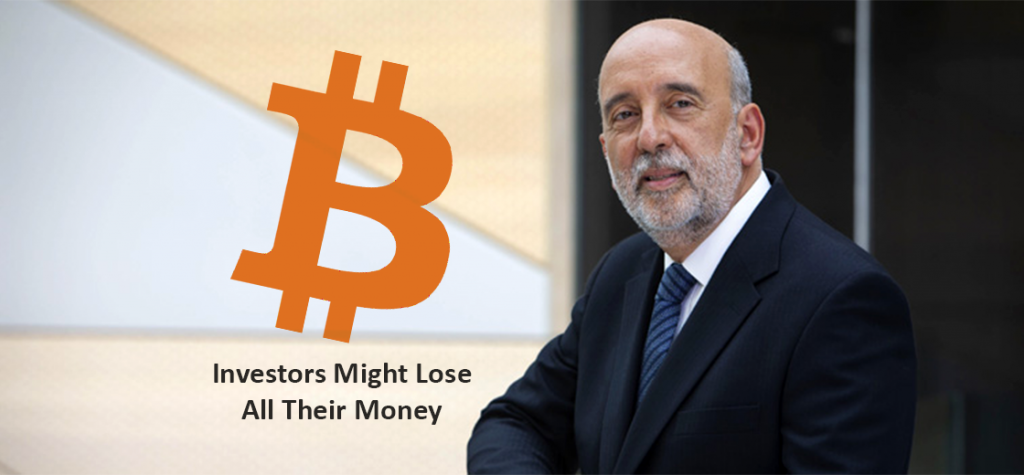Gabriel Makhlouf Warns Bitcoin Investors Might Lose All Their Money