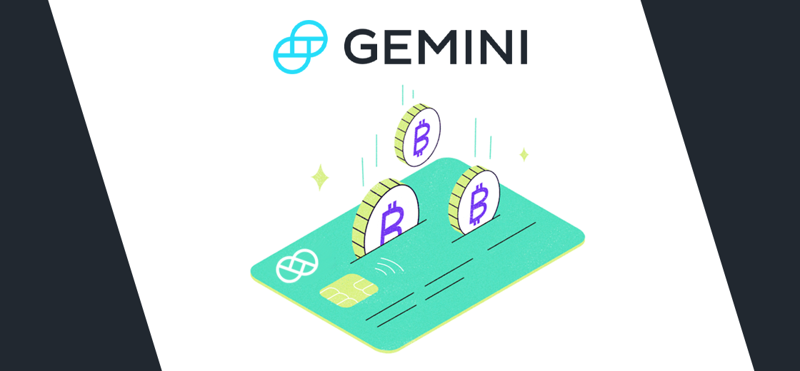 Gemini to Launch Credit Card with Bitcoin as Cashback Rewards