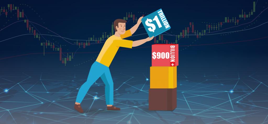 Global Crypto Market Hits $900 Billion – $1 Trillion Coming!