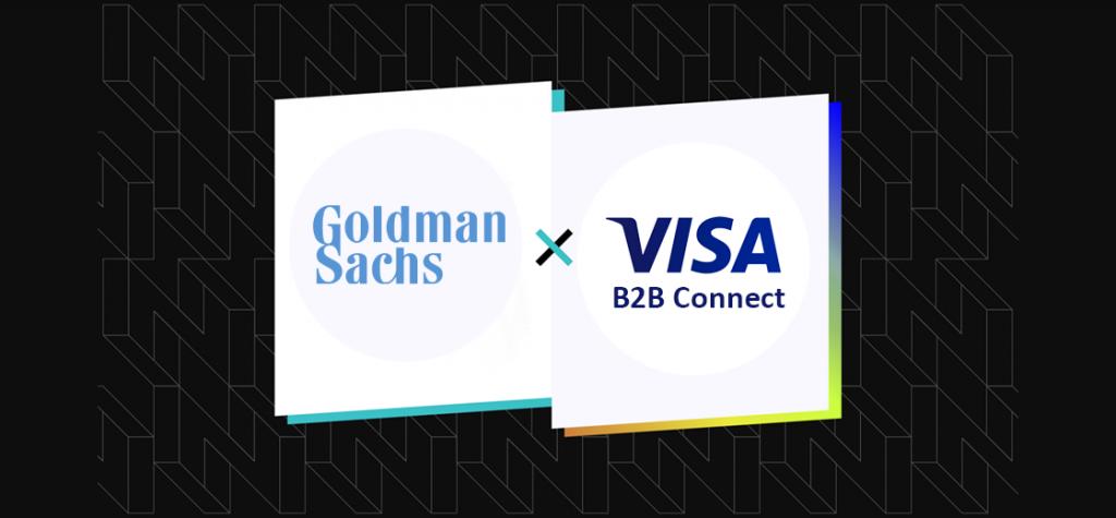 Goldman Sachs to Use Blockchain Powered Visa B2B Connect