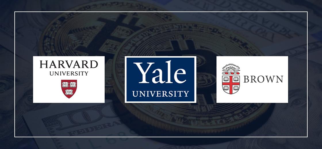 Harvard, Yale, Brown University Endowments Reportedly Buying Bitcoin