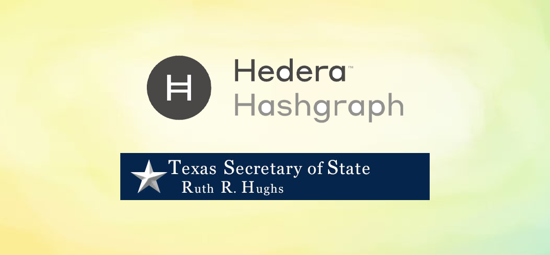 Hedera Hashgraph Presents Proof-of-Concept to Texas Secretary of State