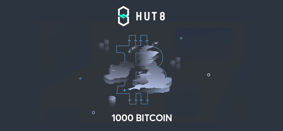 Hut 8 Opens BTC Yield Account, Investing 1000 Bitcoin