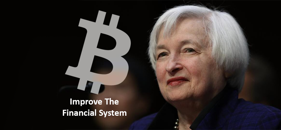 Janet Yellen Believes Crypto Can Improve the Current Financial System