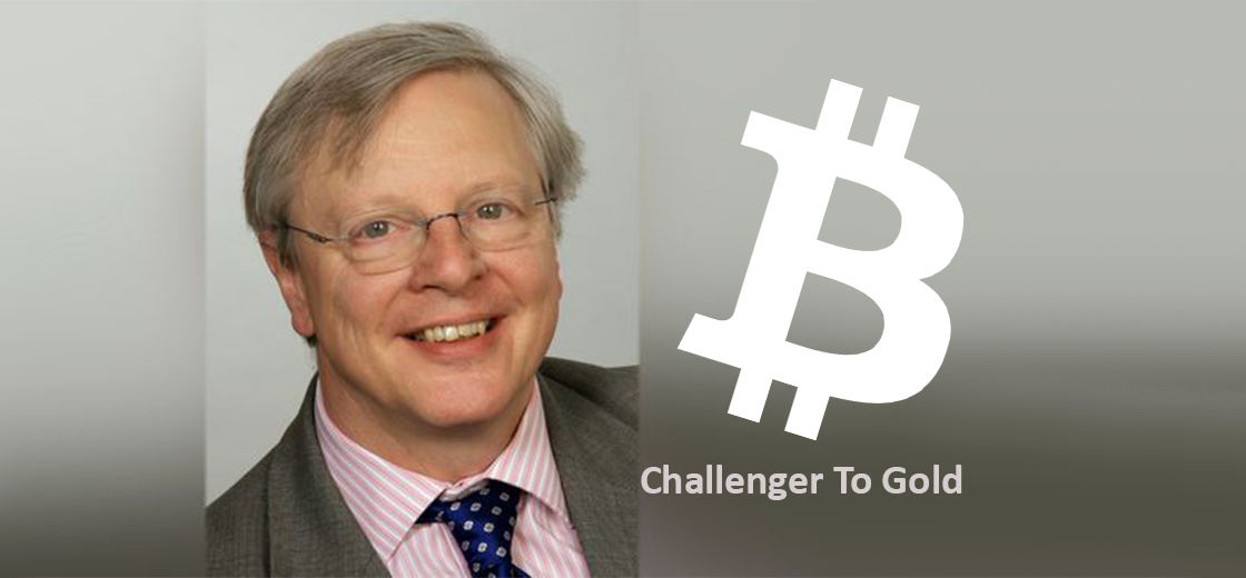 Jonathan Ruffer Endorses Bitcoin and Calls It a Challenger to Gold