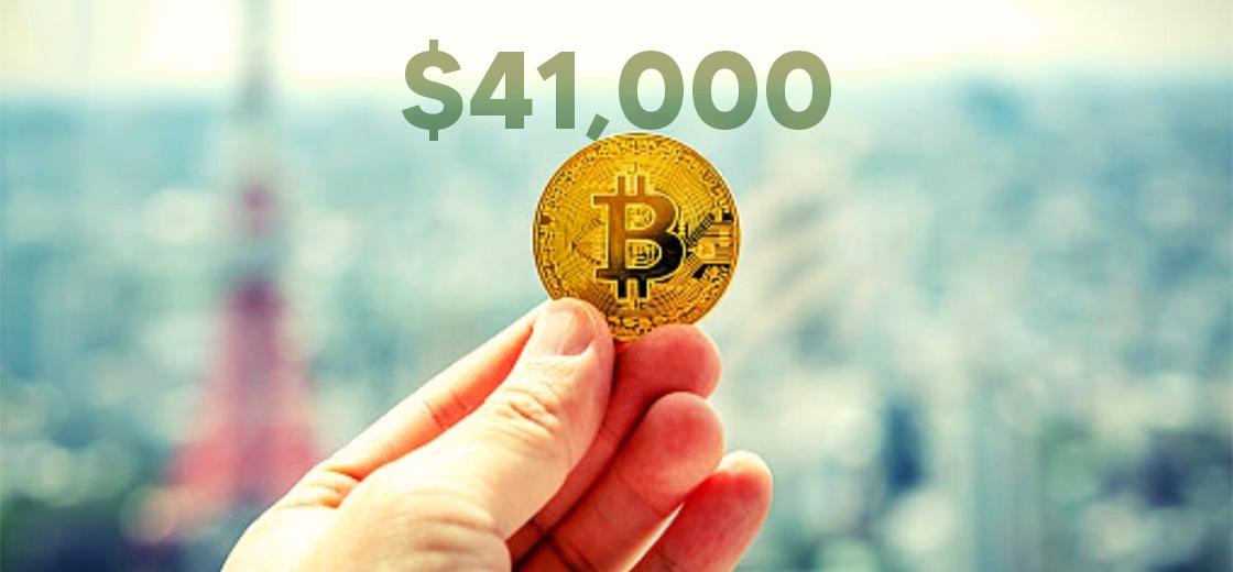 Melker: Bitcoin Targeting at $41,000 Prancing Two Bullish Bounce Back
