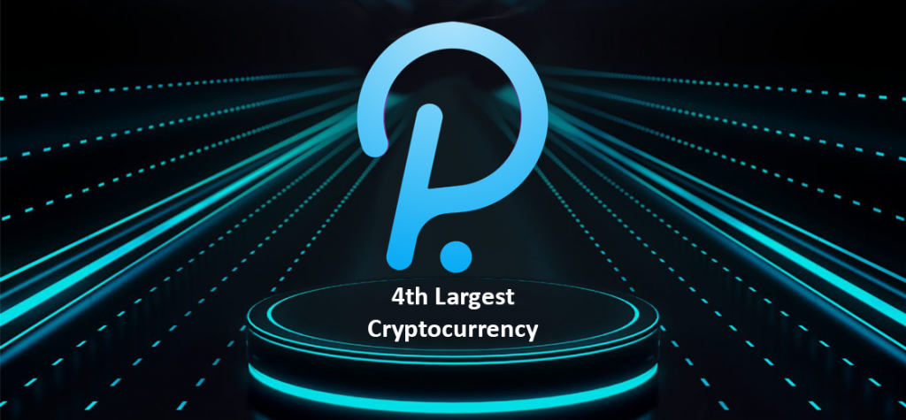 Polkadot Surpasses XRP and Became the Fourth Largest Cryptocurrency