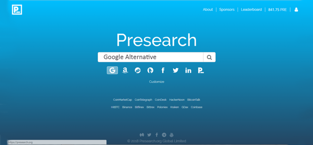 Blockchain-Based Decentralized Search Engines: Alternatives to Google?