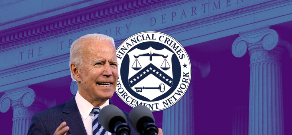 Joe Biden Freezes FinCEN's Proposed Regulations on Crypto Wallets
