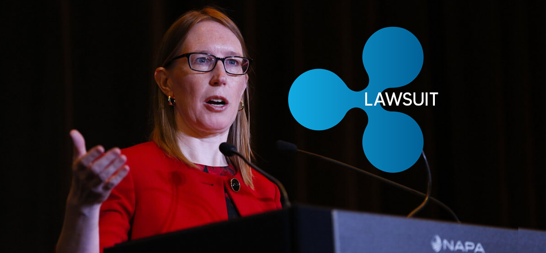 SEC Commissioner Provides First Public Remarks Over Ripple Lawsuit