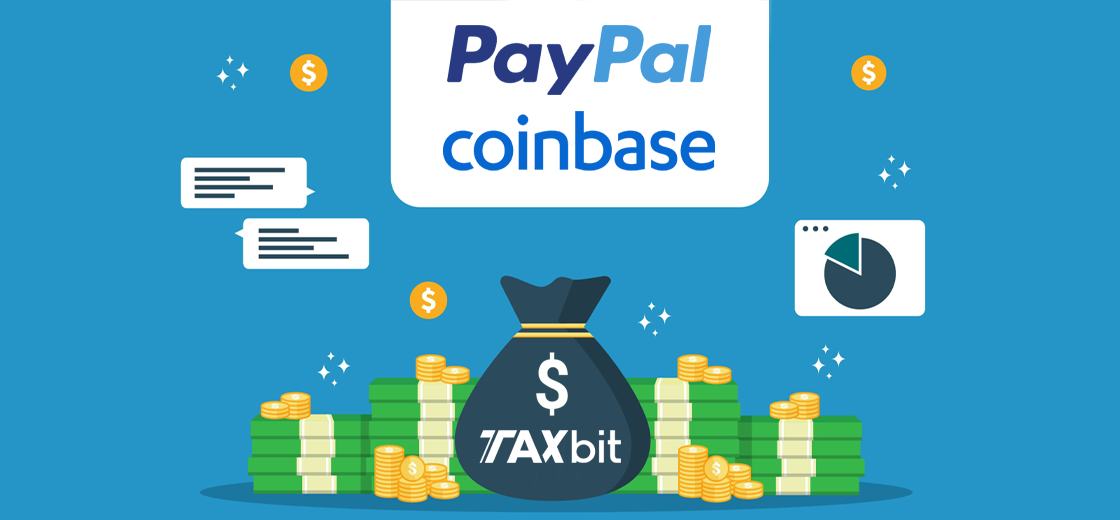 Taxbit Receives Investment From PayPal and Coinbase in Funding Round