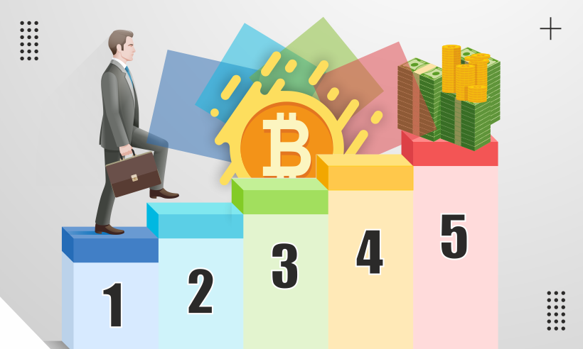 Top Five Ways to Use Bitcoin to Earn Money