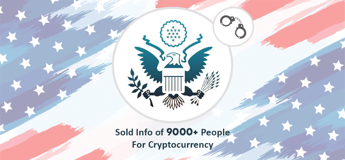 U.S. Navy Officials Arrested for Selling Private Info of 9000+ People for Cryptocurrency