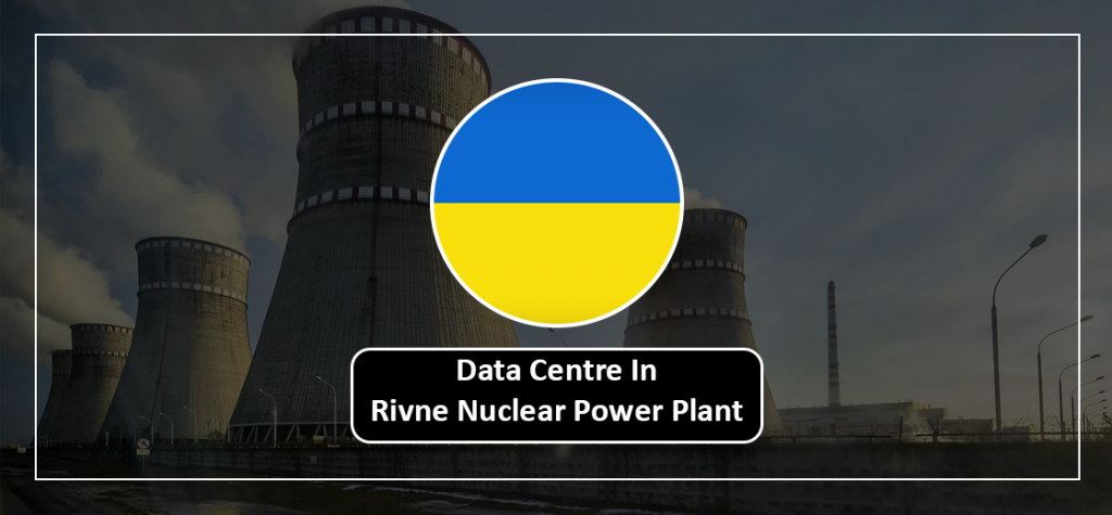 Ukrainian Government Planning to Build Crypto Data Center in Nuclear Power Plant