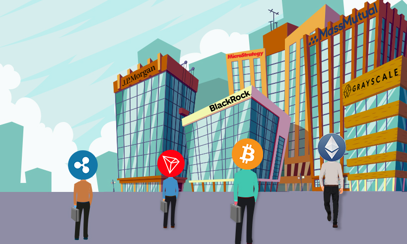 Top 6 Institutional Giants Which Invested in Cryptocurrencies