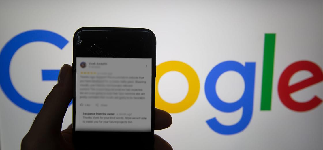 Google's massive removal of infringing negative Robinhood reviews