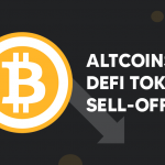 Altcoins and DeFi Tokens Sell-Off Following Bitcoin's Dip Below $50,000