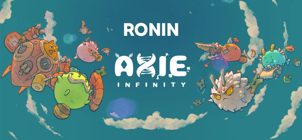 Axie Infinity Announces its Ethereum Sidechain Ronin Has Gone Live