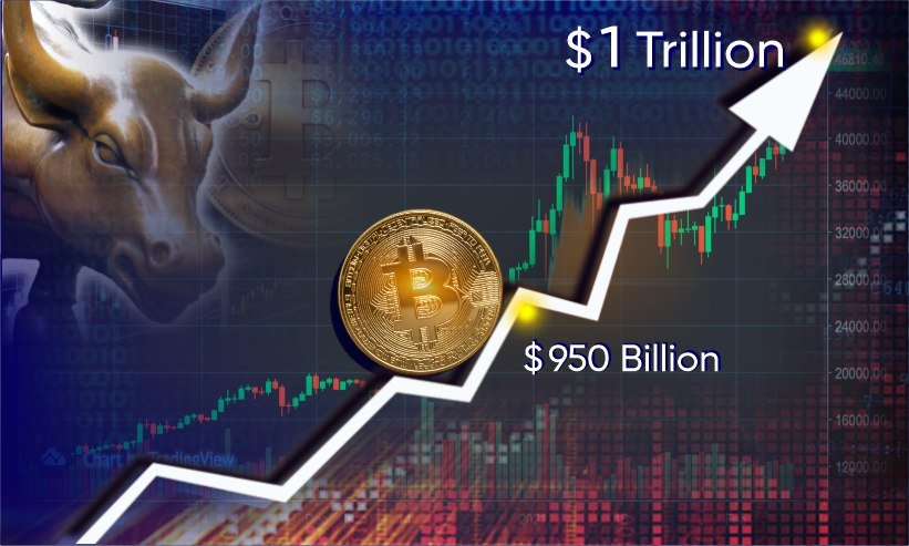 Bitcoin Becomes a Trillion-Dollar Asset in the First Quarter of 2021