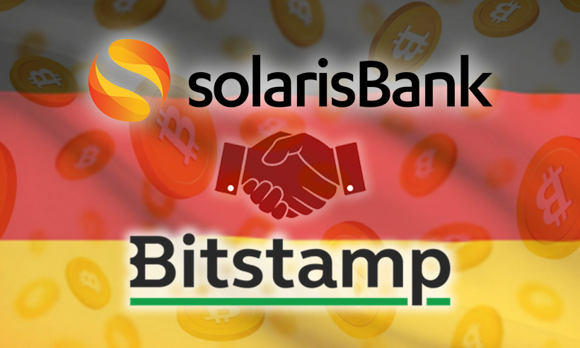 Solarisbank of Germany Launches Licensed Crypto Brokerage With Bitstamp