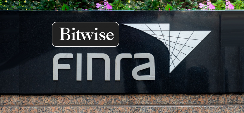Bitwise Plans to Publicly Trade Its Bitcoin Fund – Seeks Verification from FINRA