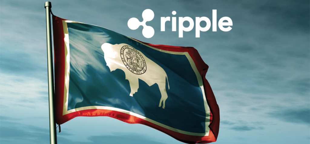 Blockchain-Based Payments Firm Ripple Registered a Business in Wyoming