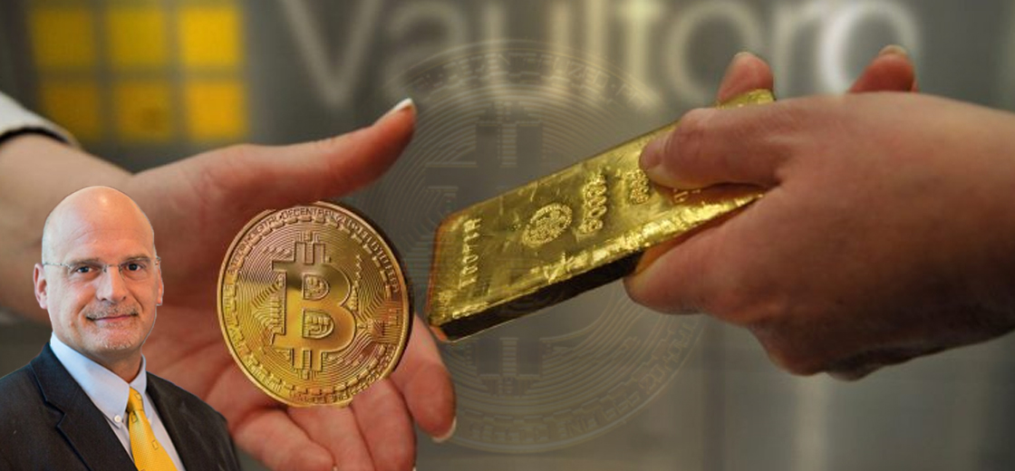 Bloomberg Analyst Mike McGlone Sees Bitcoin as the New Gold