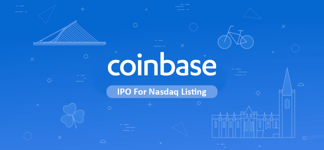 Crypto Exchange Coinbase Files IPO for Nasdaq Listing