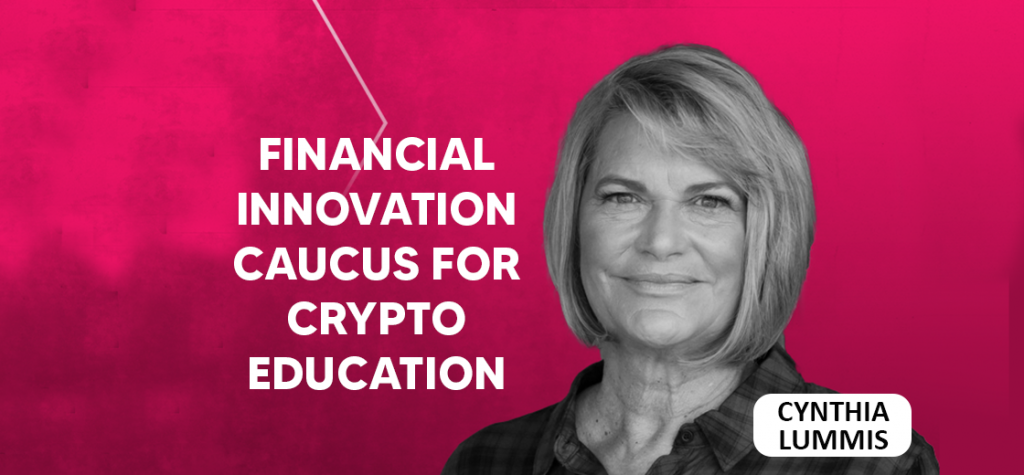 Cynthia Lummis to Launch Financial Innovation Caucus For Crypto Education