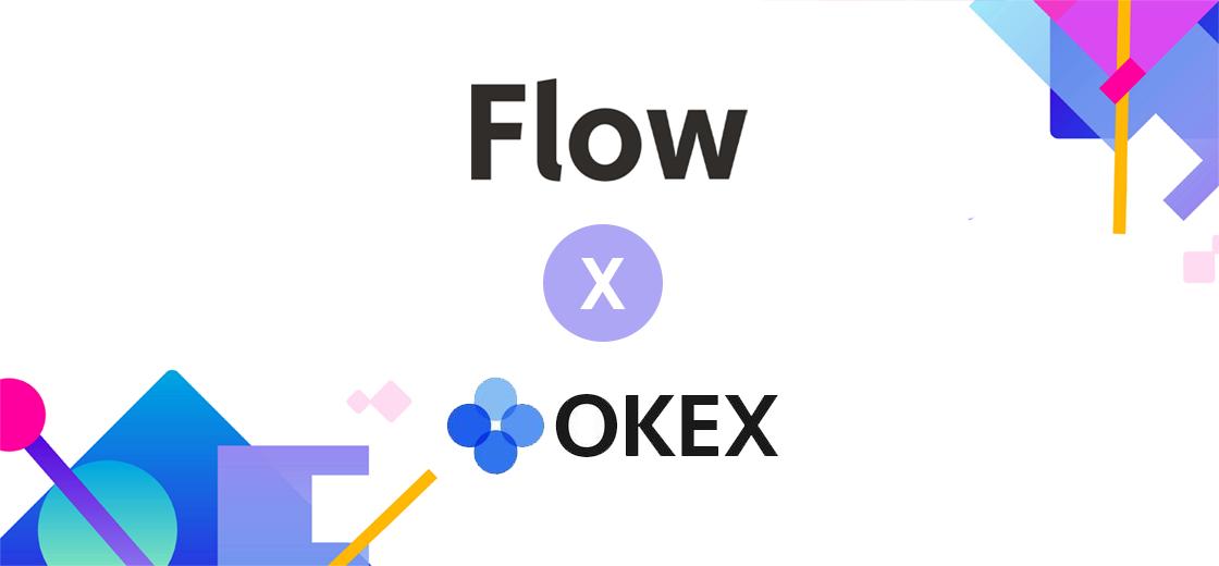 Decentralized Blockchain Platform FLOW Now Listed on OKEx