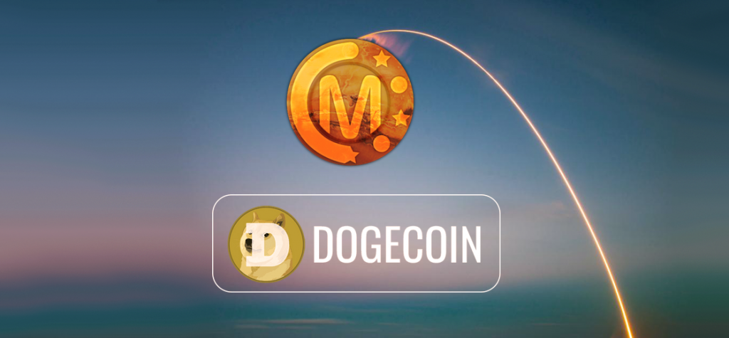 Dump the Dogecoin, It's Time to Put Foot on Mars
