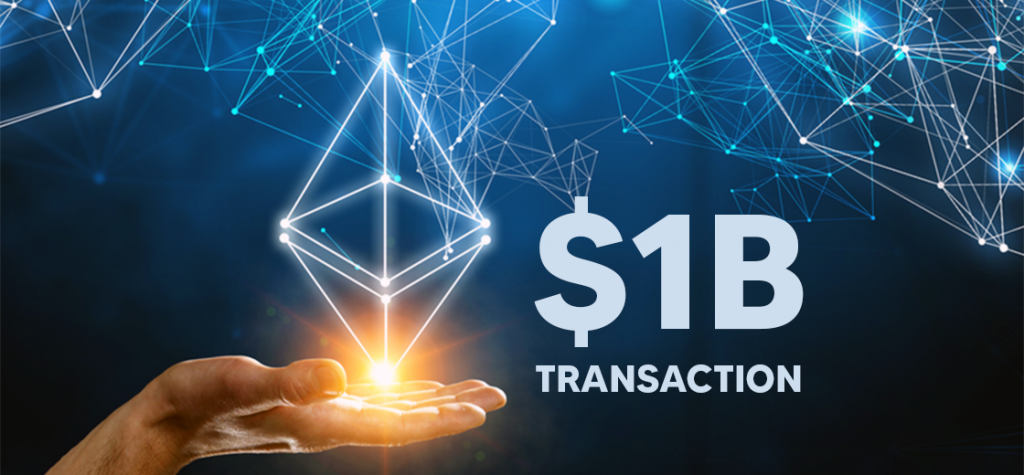 Ethereum Blockchain Reaches 1B Transactions as ETH Rising to New All-Time Highs
