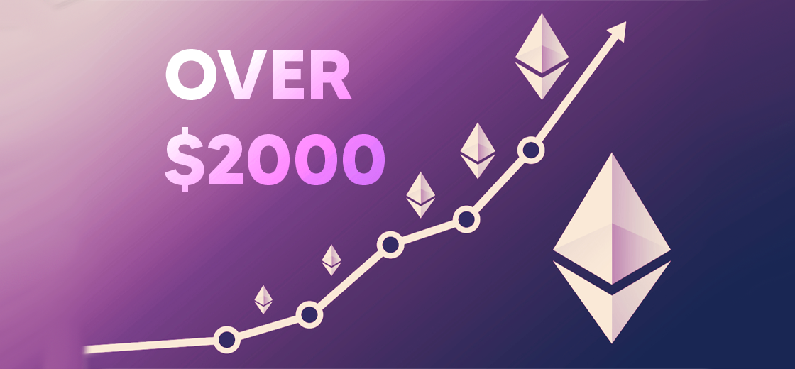 Ethereum (ETH) Hits New All-Time High Above $2,000