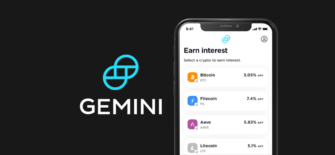 Gemini Launches Interest-Earning Program for Cryptocurrencies