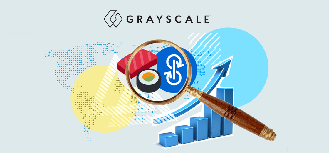Grayscale's New Trust Filings Includes Yearn Finance, SushiSwap