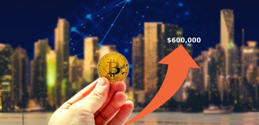 Guggenheim Partners' CIO Sees Bitcoin Reaching $600,000